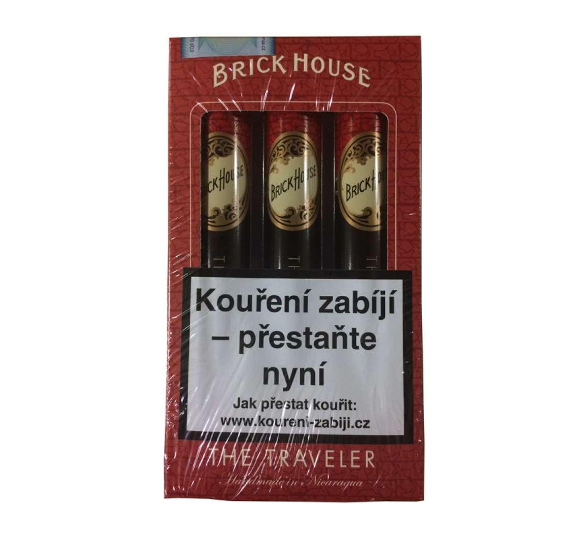 Brick House Traveler Tubos 3 ks