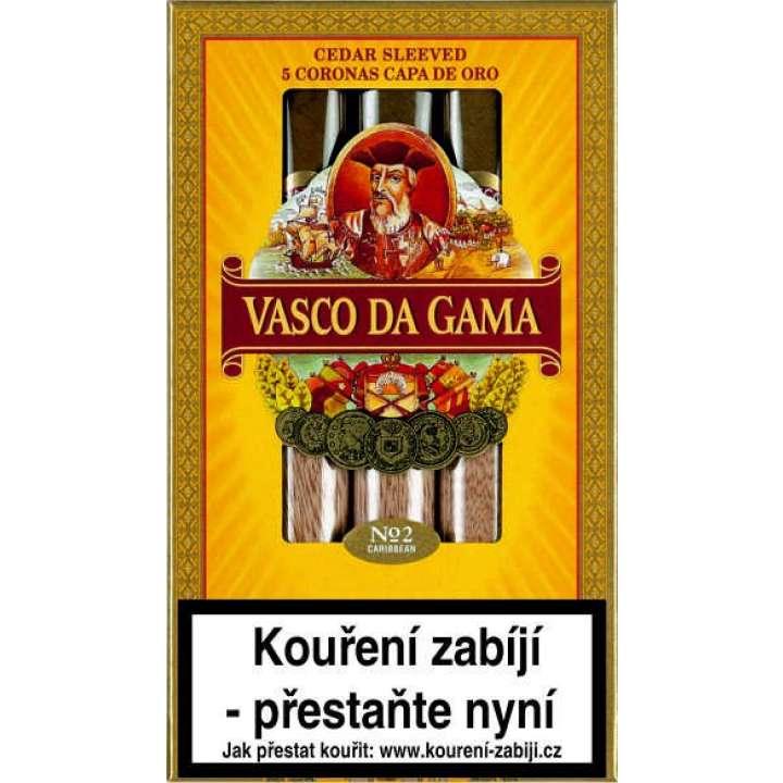 Vasco da Gama No.2 Capa de Oro 5ks