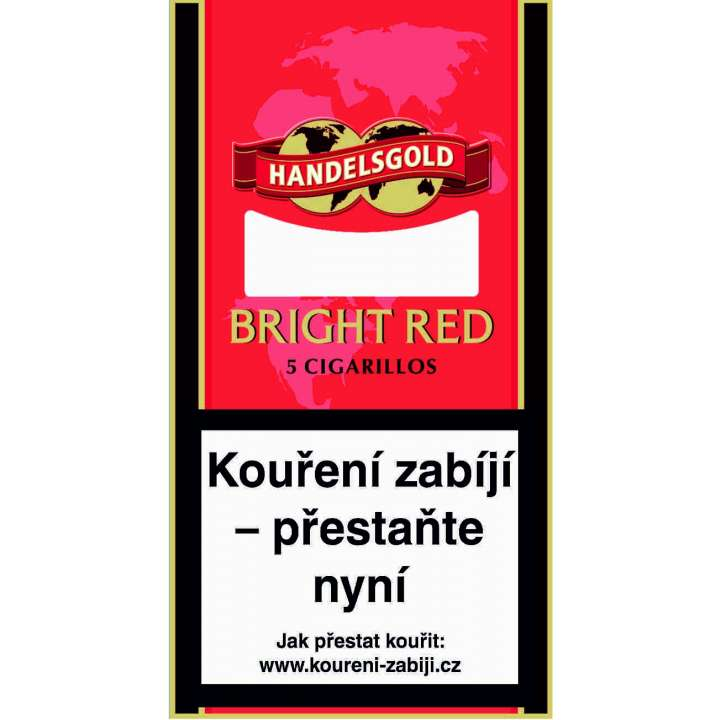 Handelsgold Bright Red 5ks