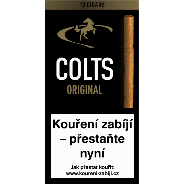 Colts Original 10ks
