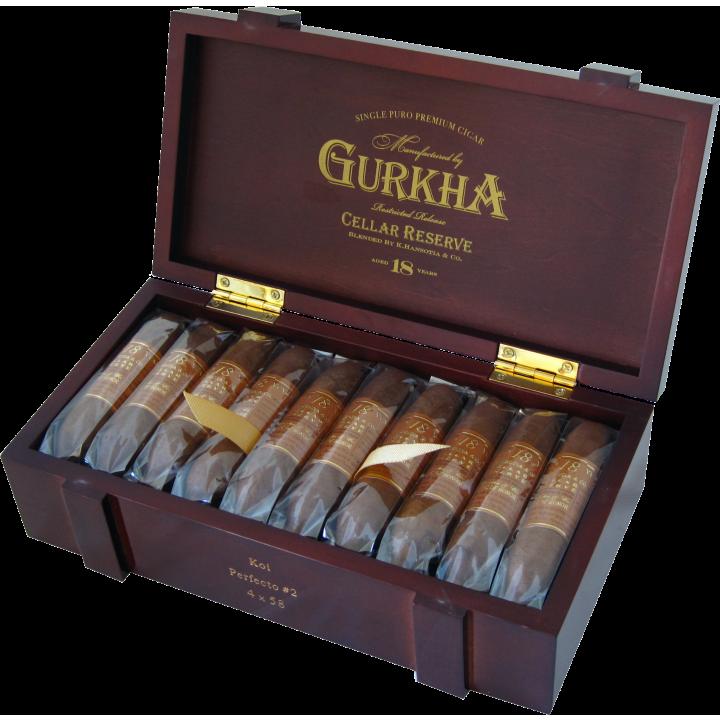 Gurkha Cellar Reserve 18y Edicion Especiale Koi Perfecto 1 ks