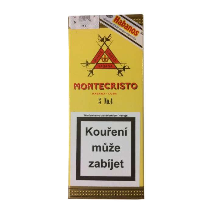 Montecristo Nr.4 3ks