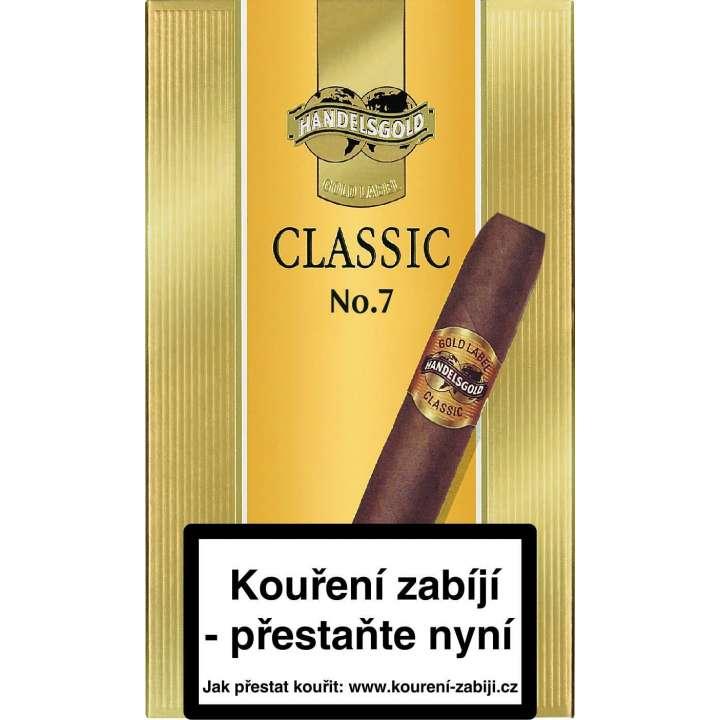 Handelsgold Gold Label Classic No.7 5ks