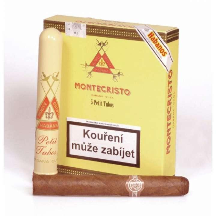 Montecristo Petit Tubos 5ks